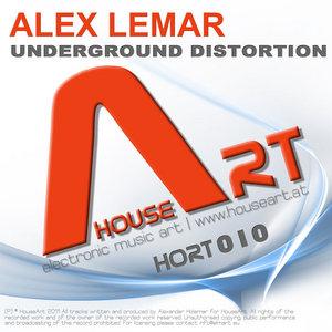 LEMAR, Alex - Underground Distortion