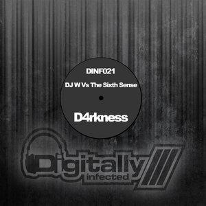 DJ W vs THE SIXTH SENSE - D4rkness