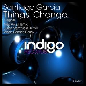 GARCIA, Santiago - Things Change
