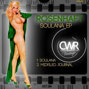 ROSENHAFT - Soulana EP