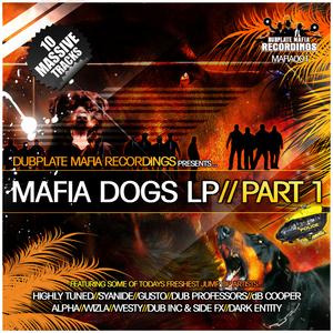 VARIOUS - Mafia Dogs LP
