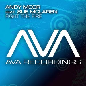 MOOR, Andy feat SUE McLAREN - Fight The Fire
