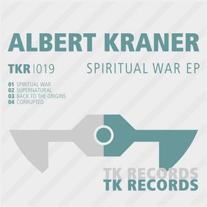 KRANER, Albert - Spiritual War EP