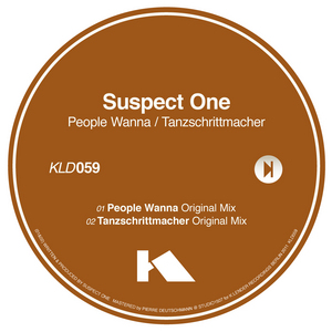 SUSPECT ONE - People Wanna
