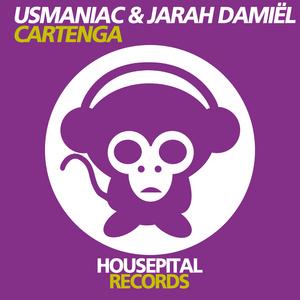 USMANIAC & JARAH DAMIEL - Cartenga