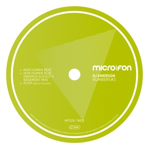 DJ EMERSON - Numbers #2
