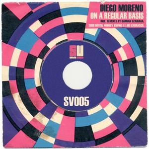 MORENO, Diego - On A Regular Basis EP