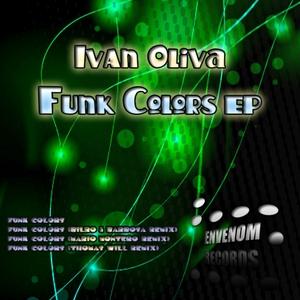 OLIVA, Ivan - Funk Colors EP