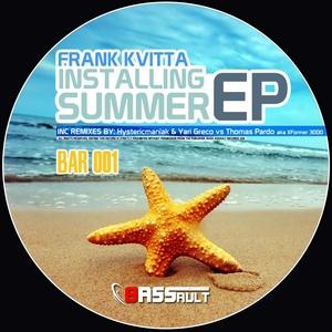 KVITTA, Frank - Installing Summer EP