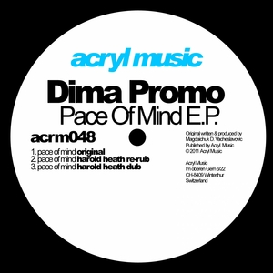 DIMA PROMO - Pace Of Mind EP