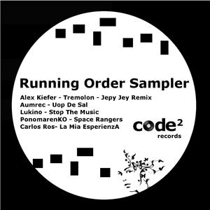 KIEFER, Alex/AUMREC/LUKINO/PONOMARENKO/CARLOS ROS - Dope Minimal Sampler