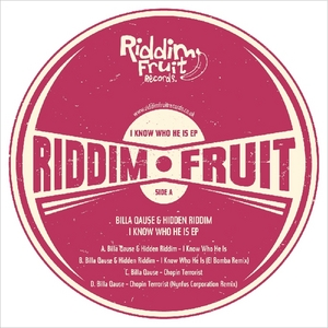 BILLA QUASE/HIDDEN RIDDIM - I Know Who He Is EP