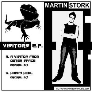 STORK, Martin - Visitors EP