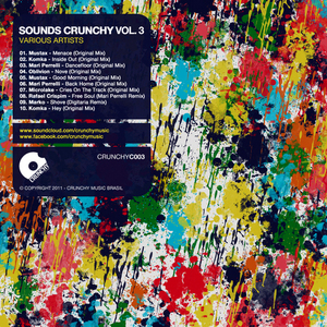 VARIOUS - Sounds Crunchy Vol 3