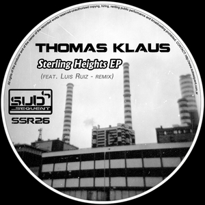 KLAUS, Thomas - Sterling Heights EP