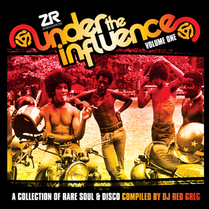DJ RED GREG/VARIOUS - Under The Influence Volume One (compiled By DJ Red Greg)