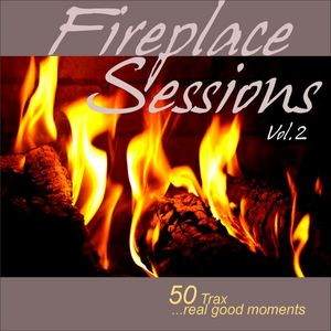 VARIOUS - Fireplace Sessions Vol 2 - 50 Trax - Real Good Moments
