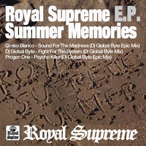 BLANCO, Cesko/DJ GLOBAL BYTE/PROGEN ONE - Summer Memories EP