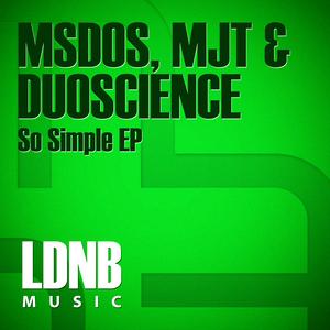 MSDOS/DUOSCIENCE - So Simple EP