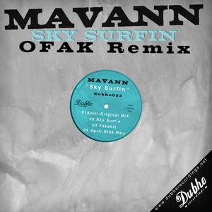 MAVANN - Sky Surfin