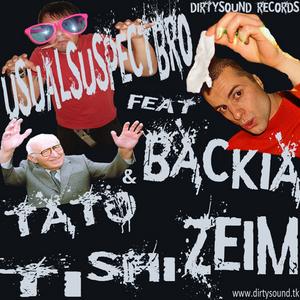 USUALSUSPECTBRO FEAT BACKIA & TATO - Ti Shi Zeim (Dirty Dub Mix)