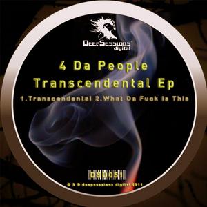 4 DA PEOPLE - Transcendental Ep
