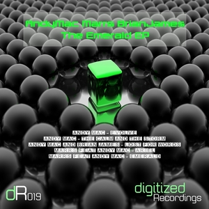 ANDY MAC/MARRS/BRIAN JAMES - The Emerald EP