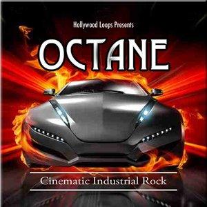 HOLLYWOODS LOOPS - Octane: Cinematic Industrial Rock Library (Sample Pack WAV/REX/APPLE)