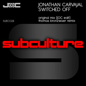 CARVAJAL, Jonathan - Switched Off