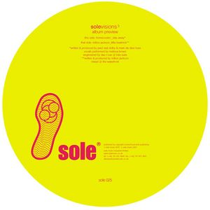 BUGZ IN THE ATTIC presents HOMECOOKIN/MILTON JACKSON - Solevision 3 Album Preview