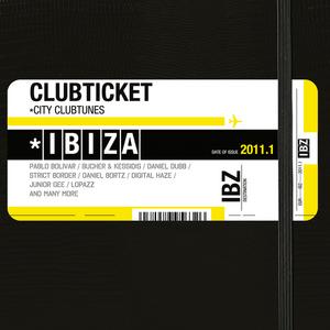 VARIOUS - Clubticket Ibiza