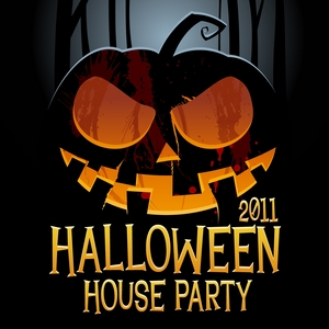 VARIOUS - Halloween House Party