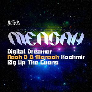 MENSAH - Digital Dreamer EP