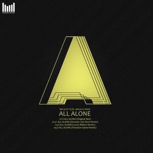 MILSCOT feat ANGELA SHEIK - All Alone EP
