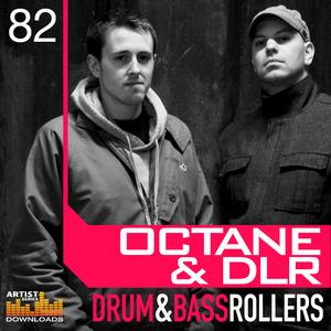 OCTANE & DLR - Drum & Bass Rollers (Sample Pack WAV/APPLE/LIVE/REASON)