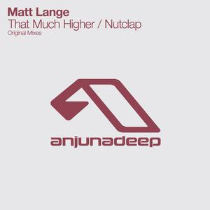 LANGE, Matt - That Much Higher