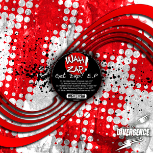 WAH ZAP - Get Zap! EP