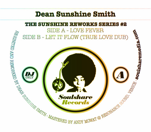 DEAN SUNSHINE SMITH - The Sunshine Reworks Vol 2
