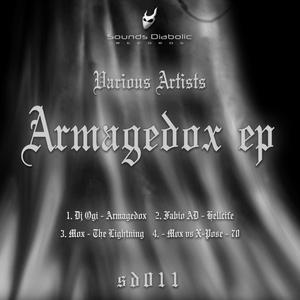 DJ OGI/FABIO AD/MOX/X POSE - Armagedox