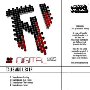 SEVEN VOICES - Tales & Lies EP
