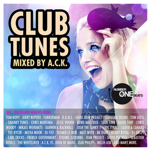 ACK/VARIOUS - NumberOneBeats Club Tunes (mixed by ACK incl 50 unmixed tracks & 3 non stop DJ mixes)