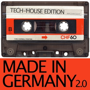 VARIOUS - Made In Germany (Tech House Edition 2 0)