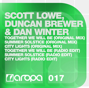 SCOTT LOWE/DUNCAN BREWER/DAN WINTER - Together We Will Be EP