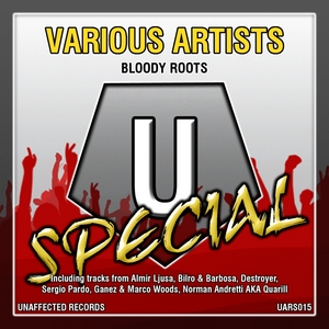 VARIOUS - Bloody Roots