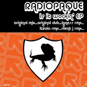 RADIOPAQUE - Is It Workin' EP