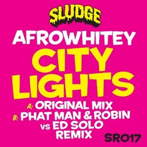 AFROWHITEY - City Lights