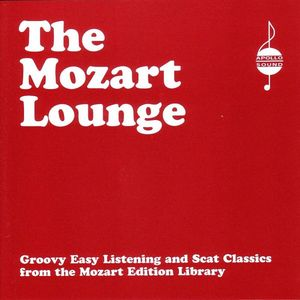VARIOUS - The Mozart Lounge Vol 1