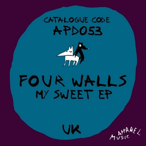 FOUR WALLS - My Sweet EP