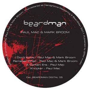 PAUL MAC/MARK BROOM - Essex Acid EP