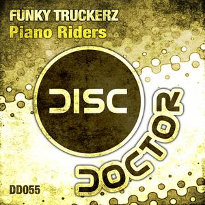 FUNKY TRUCKERZ - Piano Riders